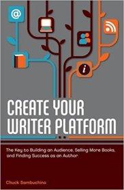 create your writer's platform