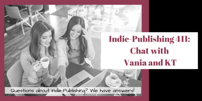Indie Publishing Chats