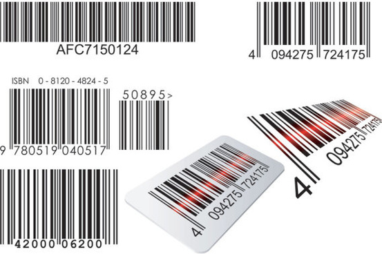 barcode_design_elements_vector_set_519833