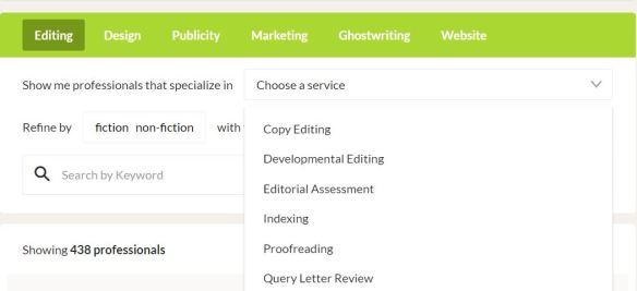 reedsy editors