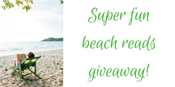 Super fun beach reads giveaway!
