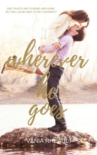 Wherever He Goes Kindle Cover