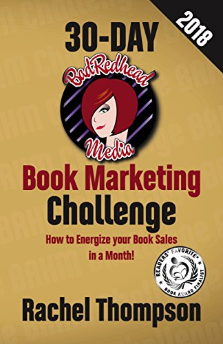book marketing challenge