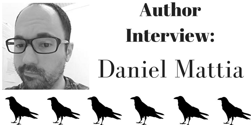 author interview daniel mattia