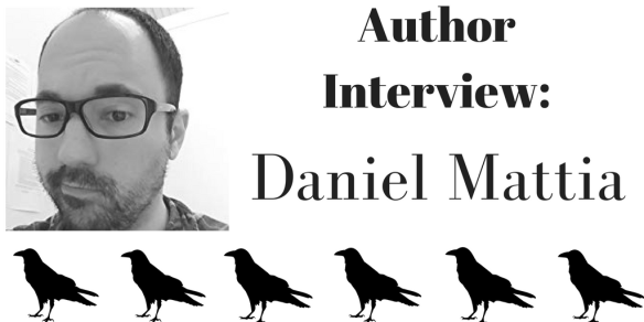 author interview daniel mattia