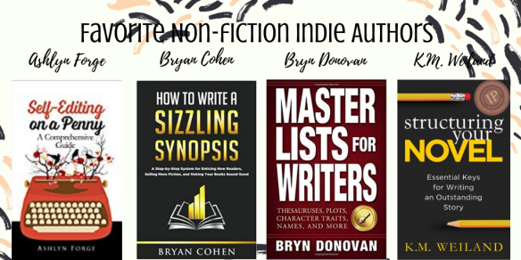 favorite non-fiction indie authors