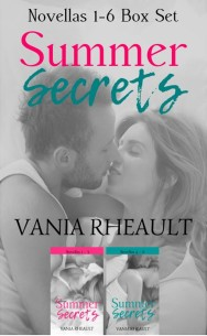 Summer Secret Box Set Cover for Kindle