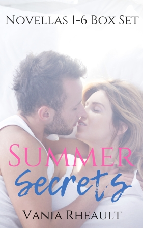 Summer Secrets new Box Set Cover