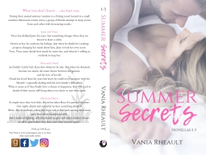 Summer Secrets Novellas 1-3 New Cover
