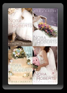 bride_quartet nora roberts