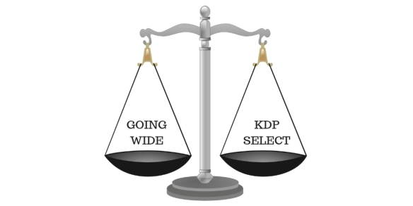 GOING WIDE VS KDP SELECT