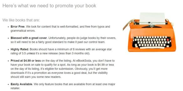 ebook soda promo site