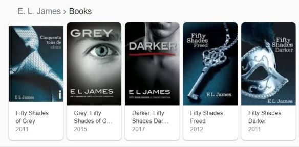 el james books