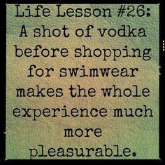swimsuit quote