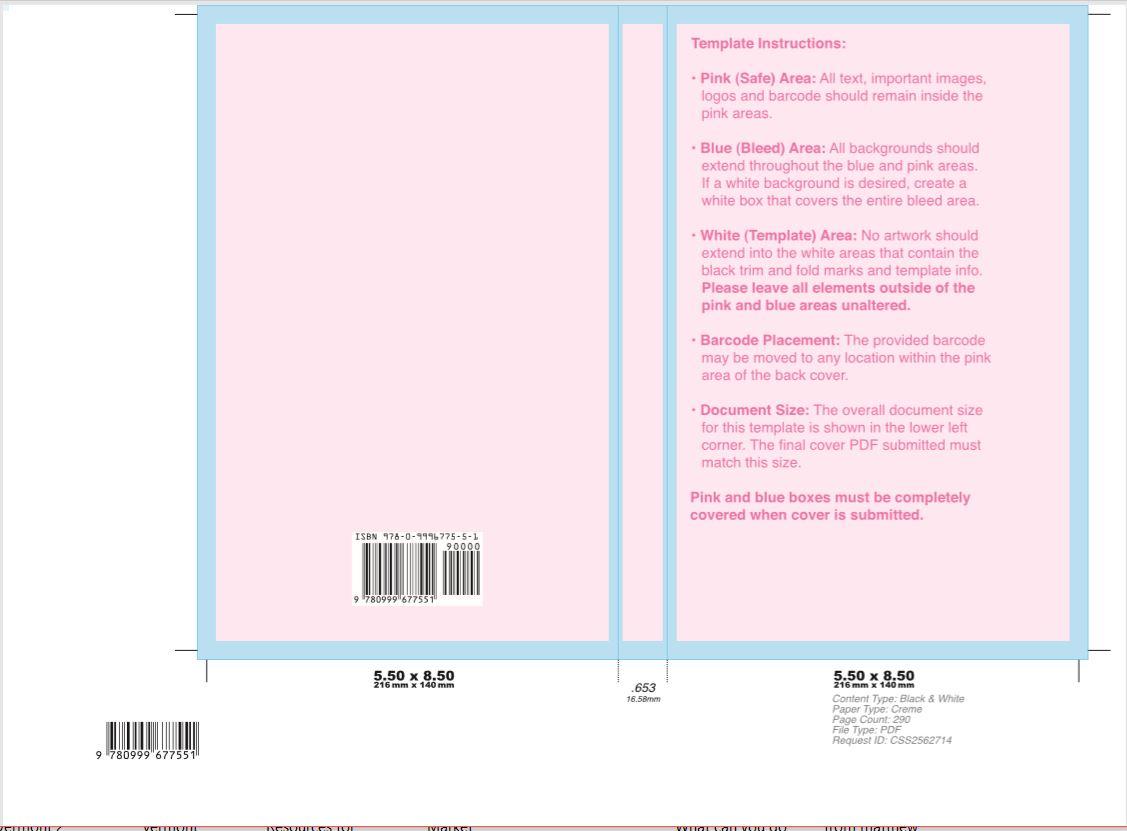 ingram all of nothing template for blog post