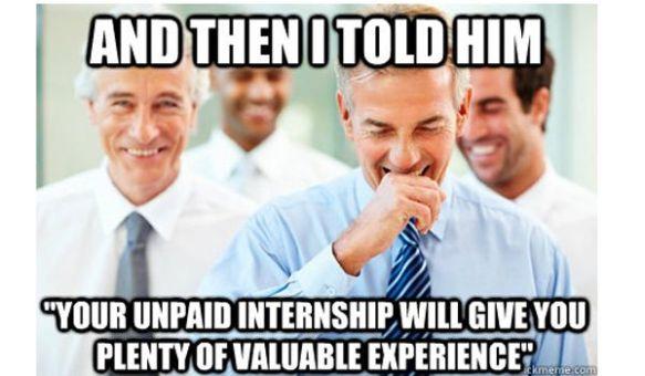 intern joke