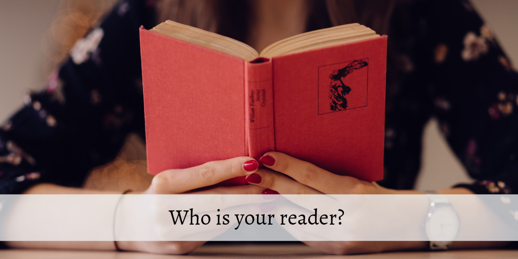 who is your reader