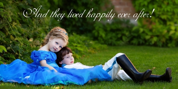 And they lived happily ever after!