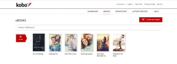 books on kobo