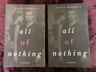 front covers of all of nothing