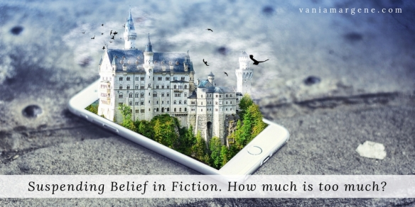 Suspending Belief in Fiction. How much is too much_