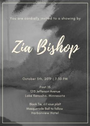 zia's inviatation black and white for blog