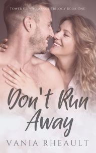 Tower City Romance Front Cover Don't Run Away