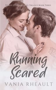 Tower City Romance Front Cover Running Scared