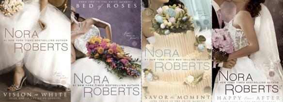 nora roberts quartet
