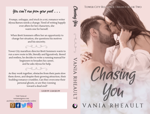 Chasing You and Running Scared for KDP Print