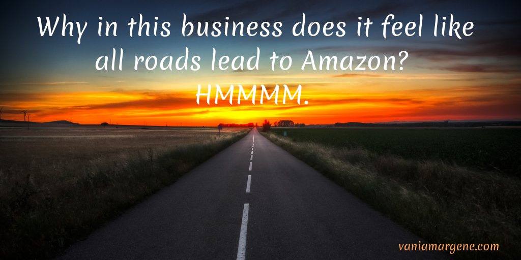 Why in this business does it feel like all roads lead to Amazon_ HMMMM.