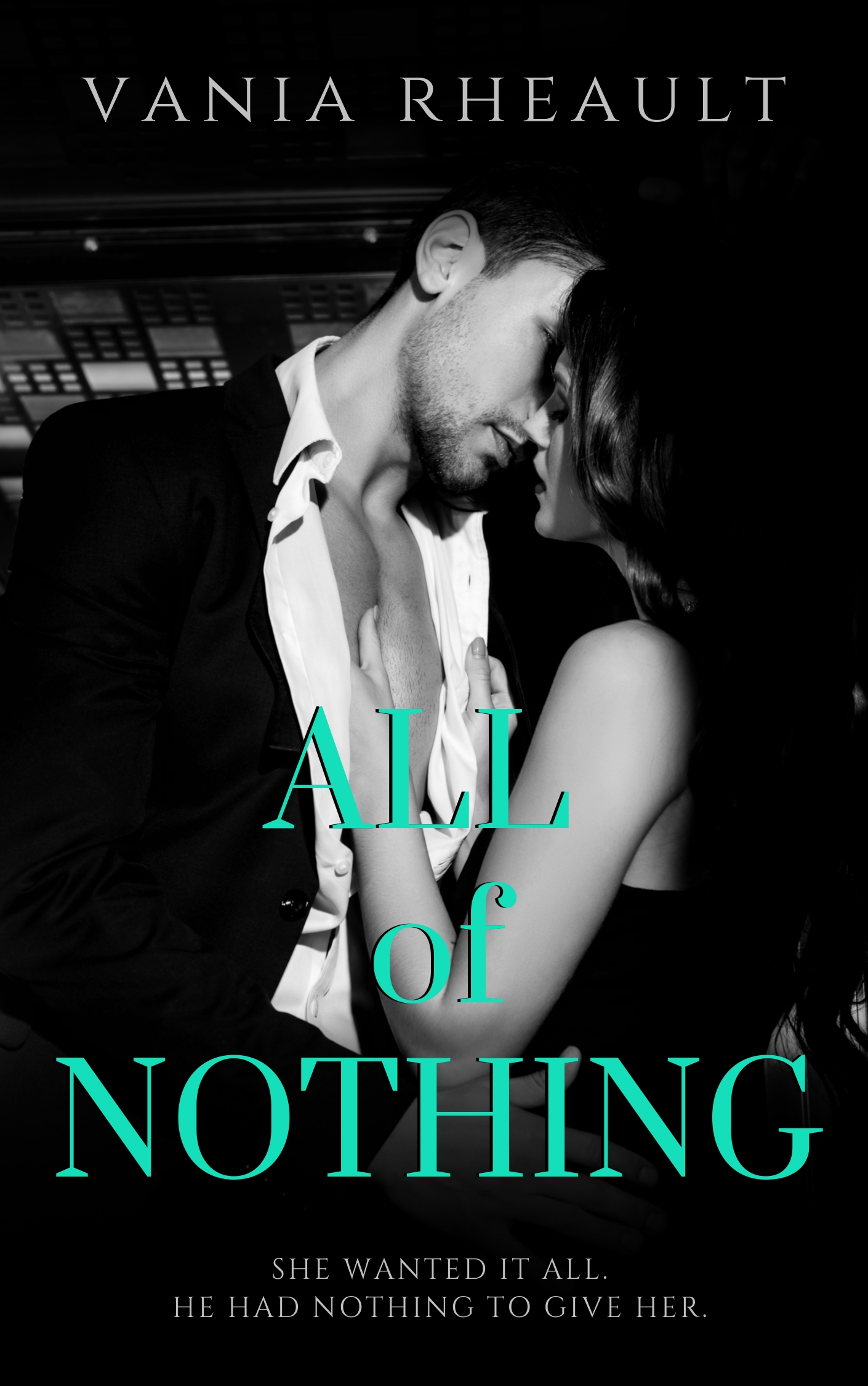 All of Nothing ebook cover