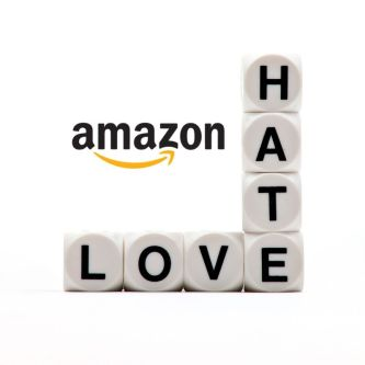 amazon love hate