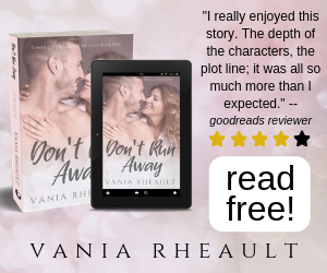 bookbub don't run away ad fourth try