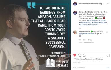 bryan ad on instagram