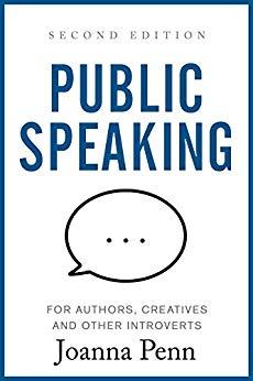 public speaking joanna penn