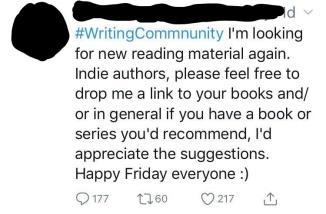 Inkedsell me your books tweet two_LI