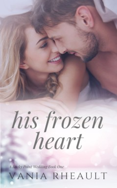 Mich and Callie His Frozen Heart Kindle Cover