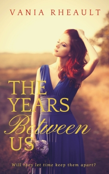 The Years Between Us e-reader cover